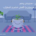 مدیتیشن کاهش خشم و اضطراب